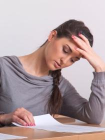 El significado de soñar con quedarte en blanco en un examen