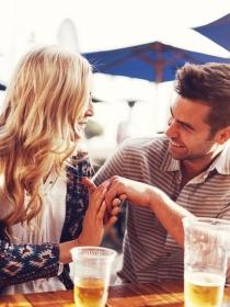8 maneras de saber que una cita está siendo buena