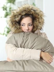 El desapego: significado de soñar con tener mucho frío
