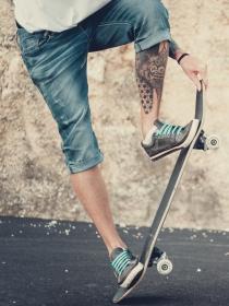 5 tatuajes para hombres en los pies