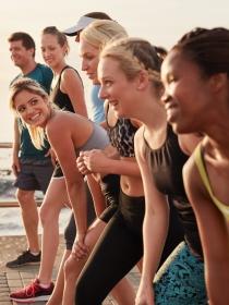 Cómo moldear tu cuerpo con los deportes en equipo