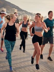 5 razones para salir a correr con tus amigas