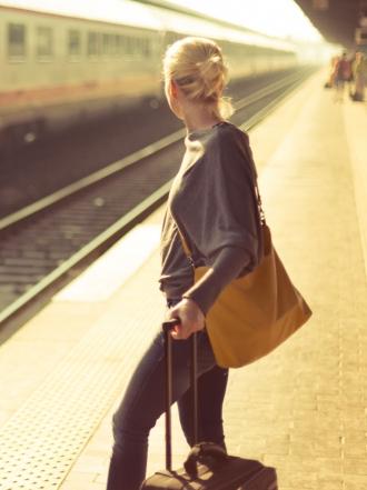 Soñar con perder el tren