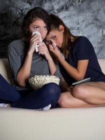 Si lloras viendo películas eres una persona más fuerte