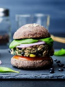 Cómo preparar hamburguesas caseras que sean sanas
