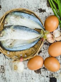 Ingredientes y recetas para una cena de proteínas