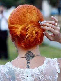 Ideas para hacerte tu primer tatuaje en el cuello