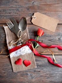 Menú fácil de San Valentín en casa