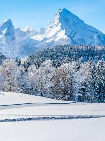 Soñar con montañas nevadas: el ascenso hacia tu bienestar