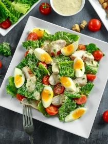 Recetas de huevos cocidos para comer en la oficina