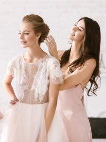5 consejos de boda si eres la mejor amiga de la novia