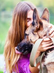 Estos son los mejores nombres para los perros más cariñosos