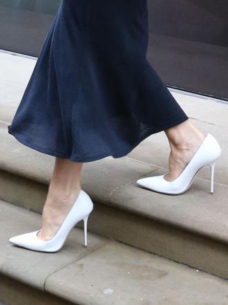 Moda: cómo combinar los zapatos blancos sin hacer el ridículo - Artículos