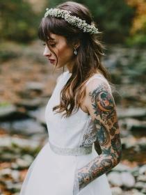 Ideas de tatuajes bonitos para hacerte en honor a tu boda