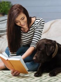 10 nombres de perros inspirados en personajes literarios