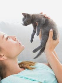 7 gestos de tu gato que te protegen de las malas energías