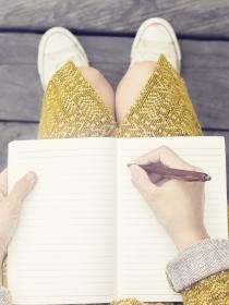 Soñar con aprender a escribir: vuelve a empezar