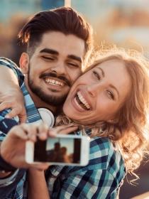 Así es el amor verdadero en tiempos de Instagram