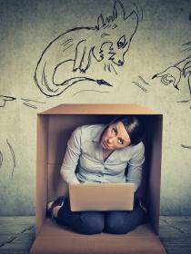 El significado de las pesadillas con perder el trabajo de repente
