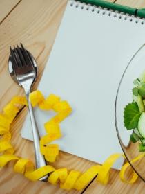 Diseña tu propio menú para adelgazar