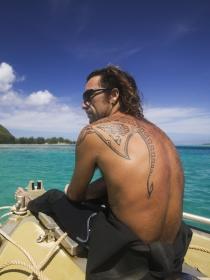 Qué tipos de tatuajes polinesios existen