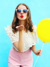 10 maneras de convencerte a ti misma de que eres feliz