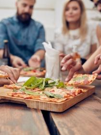 ¿Quién dice que la dieta y el fin de semana son incompatibles?