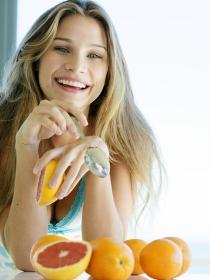 Si comes sano, ¡todo son ventajas!