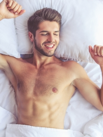 ¡Glups! Por qué sueño con hombres desnudos