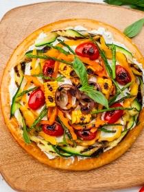 ¿Una pizza que no engorde? ¡Claro que sí!