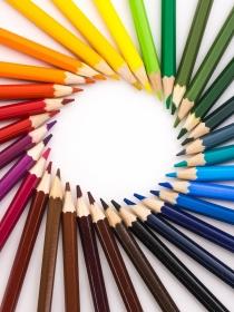 Pinta tu vida al soñar con lápices de colores