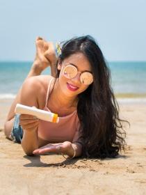 Este verano... ¡protégete de sol!
