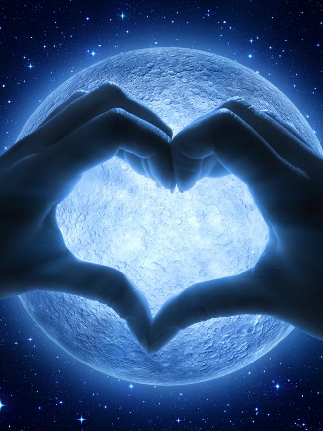 Hechizos De Amor Bajo La Luna Llena 161 Potencia Su Efecto