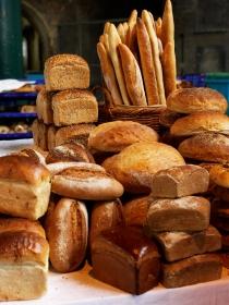 ¿Todos los tipos de pan engordan igual?