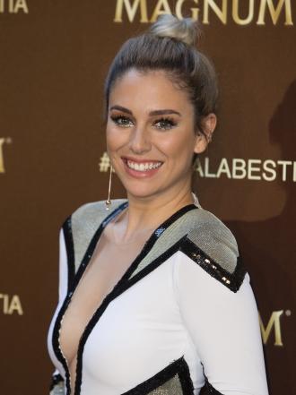Blanca Suárez marca tendencia con ojos glitter