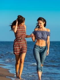 Historia de amor de verano: Enamorada de una chica