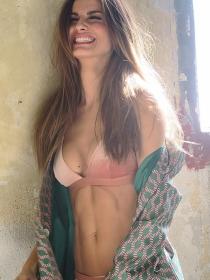 Bikini de terciopelo para un verano muy 'trendy'