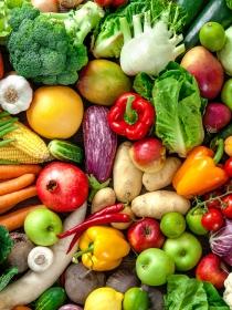 Come verduras y ayuda a reducir el nivel de colesterol