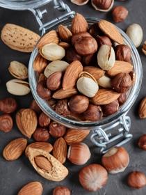 Frutos secos en tu alimentación, ¿por qué son buenos?