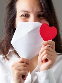 Ideas originales para entregar una carta de amor