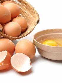 Comer huevos, ¿con o sin yema?