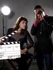 Soñar con hacer película en Hollywood