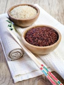 Arroz blanco o arroz integral, ¿cuál escoger?