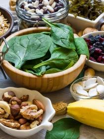 10 alimentos ricos en magnesio y sus beneficios para la salud