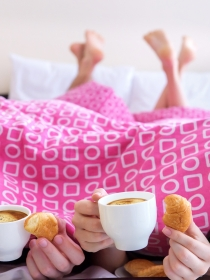 Sexo matinal: reduce el estrés y el riesgo de infarto