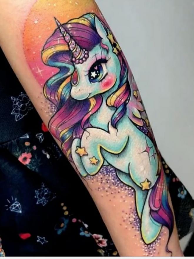 Tatuajes De Unicornios Que Significan