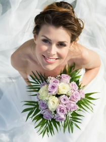 Qué vestido de novia te sienta mejor según tu cuerpo