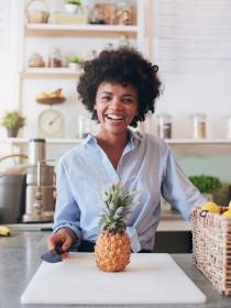 Trucos para cortar fruta sin desperdiciar nada