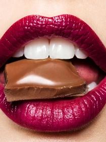 El chocolate, el más deseado cuando estamos a dieta