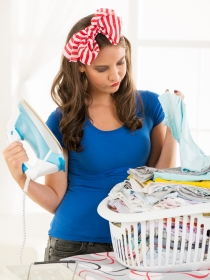 12 trucos para no tener que planchar la ropa